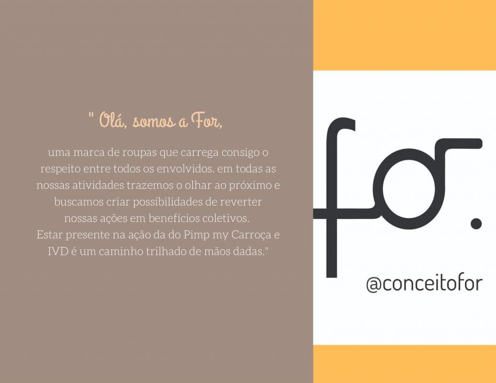 Brochura a Roxo e Pessego com Fotografia 1 1